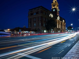 Auckland Night Moves