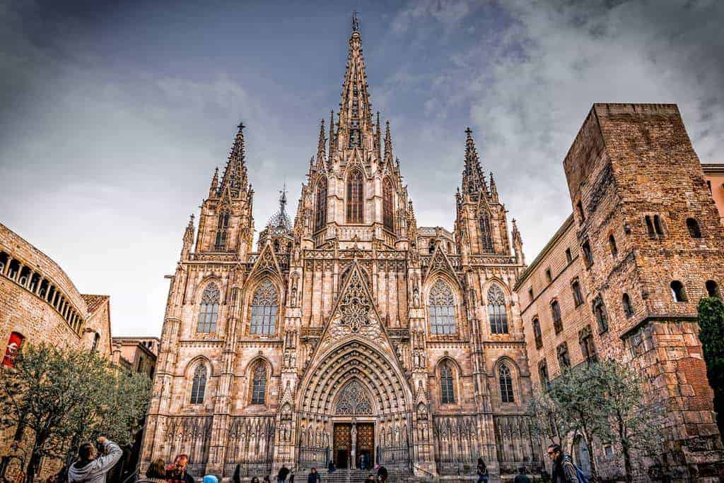 Barcelona Cathedral Revisited