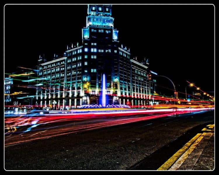 Barcelona Night Moves 21 January 2015