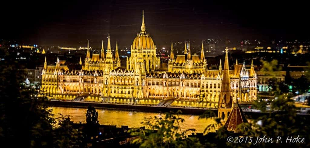 Hungarian Parliament Building II