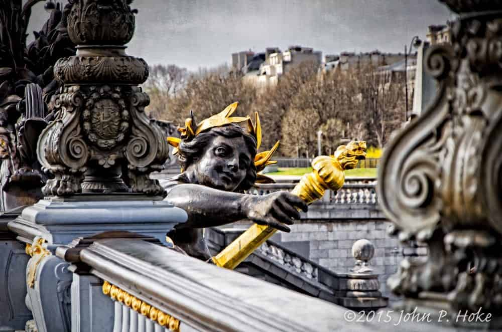 Pont Alexandre III Bridge - Paris