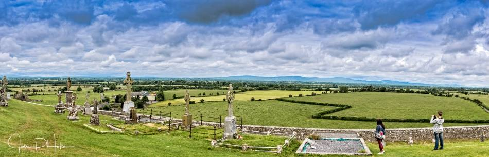 Rock of Cashel Panorama
