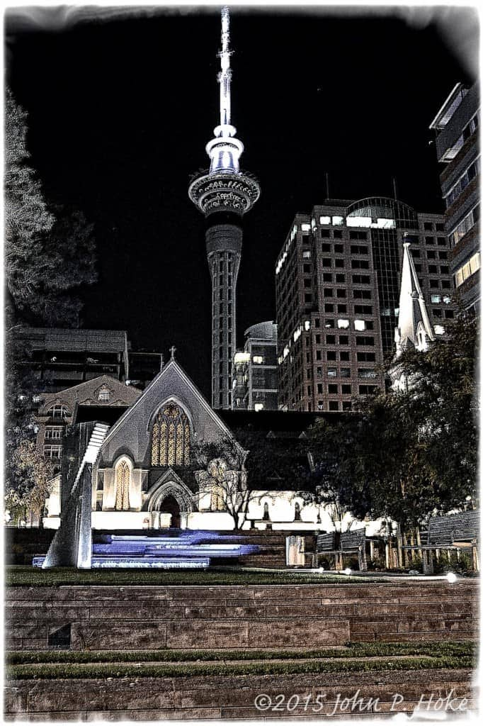 St. Patrick's Cathedral - Auckland, NZ