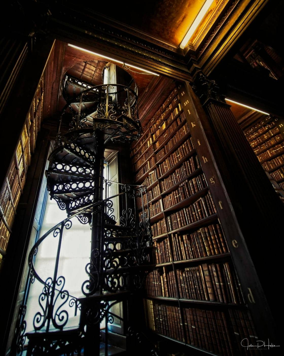 Photos from the Stairway to Book Heaven