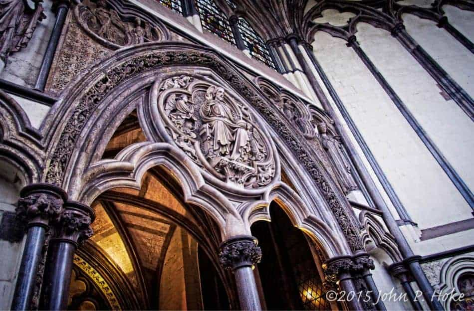 Westminister Abbey - Chapter House