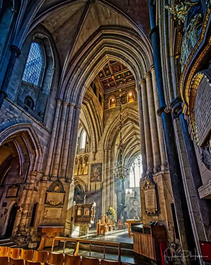 southwark cathedral HDR2