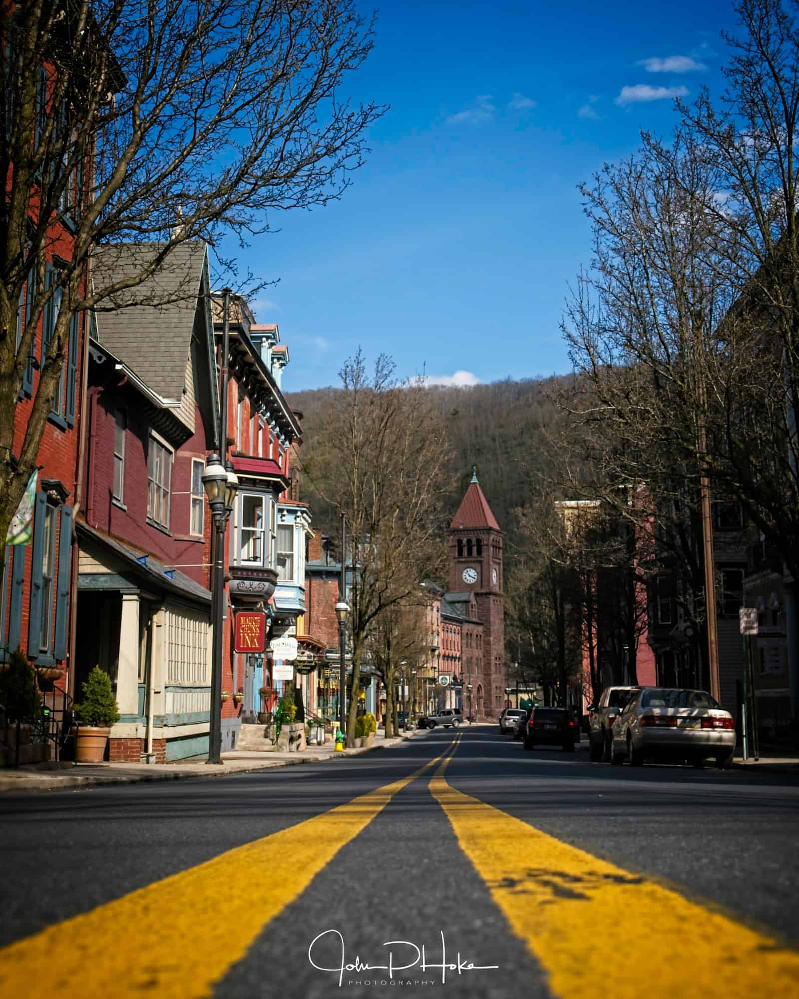 Jim Thorpe Pennsylvania: AntiSocially Distant 4pm Sunday